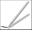 Dry Erase Pen - White